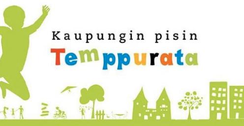 Taekwon-Doa Kaupungin pisimmällä temppuradalla la 26.8.